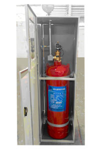 80 Kg FM200 Fire Extinguisher pictures & photos