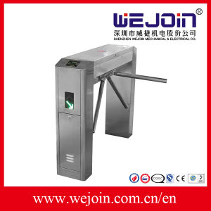 304 Stainless Steel Turnstile for Access Control pictures & photos