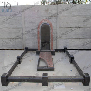 Ukraine Russia Belarus Complex Granite Memorial with Fence