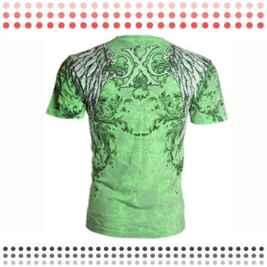 2016 New Design Custom Cotton Short Sport T-Shirts pictures & photos