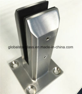 Glass Spigot Square Base Plate pictures & photos