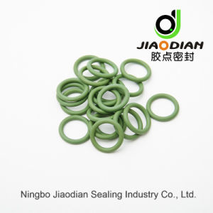 Green NBR O-Ring Green NBR O-Ring with SGS RoHS FDA Certificates As568-JIS2401-ISO3601