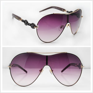 Woman Sunglasses Famous Brand Names Sun Glasses Gg 4203-S Gold pictures & photos
