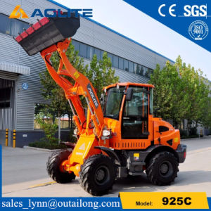 China Earth Moving Equipment Small Mini Tractor Loader 925c For Sale