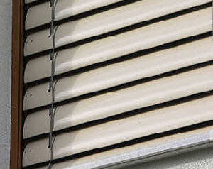 Electric Aluminum Outdoor Venetian Blinds