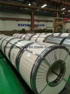 Packed Color Coated Steel Strip PPGI Prepainted Coil pictures & photos