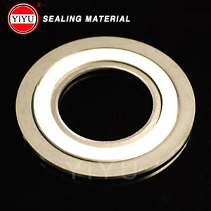 PTFE Metal Gasket (Stainless steel) pictures & photos