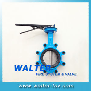 Full Wafer Lugged Butterfly Valve pictures & photos