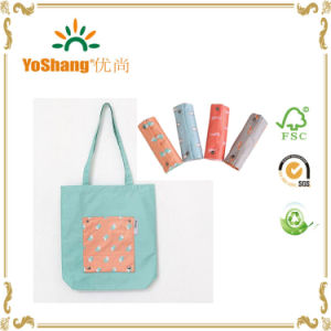 Folding Nylon Shoppong Tote Bag pictures & photos