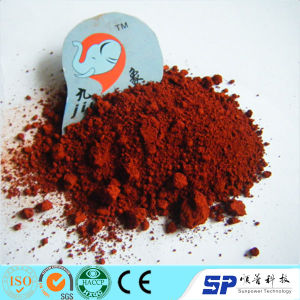 Red Iron Oxide Pigment for Paint and Cement