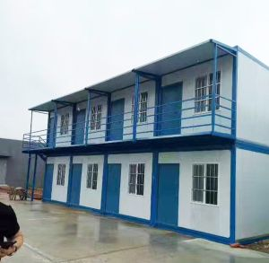 Steel Structure Prefabricated Building House pictures & photos