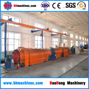 Copper/Aluminum/Steel Wire Tubular Stranding Machine, Cable Making Machine pictures & photos