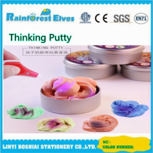 Play Dough UV Color Change Silly Thinking Putty Made in China