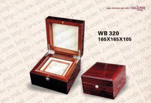 Wooden Watch Box (WB-320)