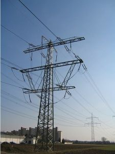 35kv-1000kv Power Transmission Line Tower pictures & photos