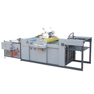 Safm-800A Automatic Glueless Film and Pre-Glued Film Paper Laminator pictures & photos