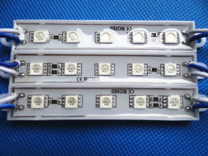 Factoty Hot Sale 5050 5LEDs SMD LED Module pictures & photos