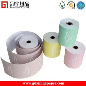 "2-1/4"" X 50′′ Thermal POS Receipt Paper (Printing Image) pictures & photos"
