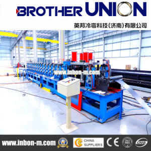 High Quality C Z Channel Purlin Roll Forming Machine pictures & photos