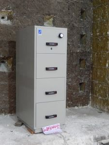 Fire Resistant Filing Cabinet, Drawer Cabinet, Vertical Cabinet pictures & photos