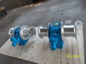Haisun Btw-Cp Marine Hydraulic Seine Winch pictures & photos