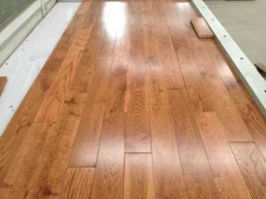 Solid Hardwood Flooring (Oak, Maple, Walnut, Teak, Acacia, Cumaru,