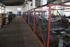 Customized Conveyor Plough Tripper with Unloading Roller-9