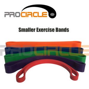 "12"" Latex Exercise Resistance Band Loop Set (PC-RB1052-1056) pictures & photos"