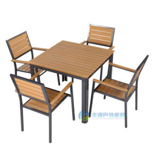China High Density Polywood Outdoor Garden Furniture Fy 010wx