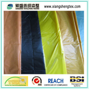 Semi Dull Calendering Nylon Taffeta for Down Garment pictures & photos