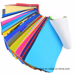China Colorful Textile Fabric 3mm Rubber Neoprene Sheets for Wetsuit ...