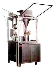 Automatic Capsule Filling Machinery(NJP400、600、800、800A、1000A)