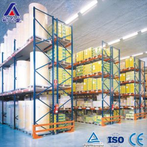 Factory Direct Selling Cold Storage Pallet Rack