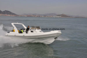 20persons Speed Rescue Boat Inflatable Rigid Rescue Boat pictures & photos