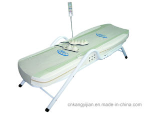 Medical Equipment Electric Jade Massage Bed for Healthy Life