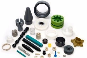 Plastic Injection Part of Exhaust Pipe pictures & photos