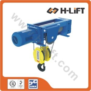 Whfc Type Foot-Mounted Electric Wire Rope Hoist pictures & photos
