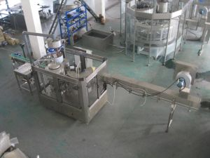 High Precision Multi-Head Filling Machine for Bottled Water Production with Capacity 5000bph