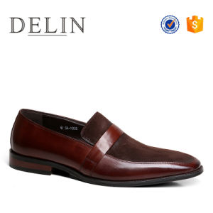 Mens Wedding Shoes.Quality Slip On Men Leather Shoes Luxury Comfortable Men Wedding Shoes Brand Dress Shoes Men
