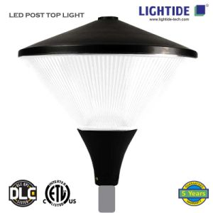 LED Street Post Top Lights Pta50, ETL/cETL/Ce/RoHS, 50W, 5 Yrs Warranty