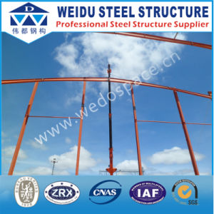 Large Span Steel Structural Building (WD092817)