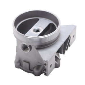 Aluminum Die Casting for Heavy Duty Truck Oil-Water Separator Shell 2