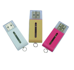 China Factory Supply Cheap Plastic USB Disk
