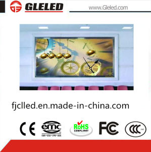 True Color High Brightness P10 LED Advertising Display pictures & photos