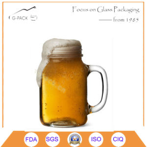Glass Mug for Ice Cream Packing pictures & photos