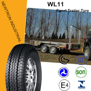 St205/75r14 Anti-Slipping Sport Trailer (St) Tyre Car Tyre