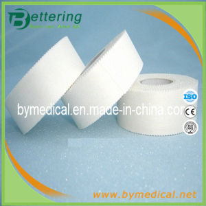 White Cotton Rigid Athletic Sports Strapping Tape pictures & photos