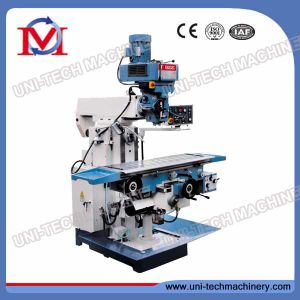 H. V. Universal Turret Milling Machine (XL6332C) pictures & photos