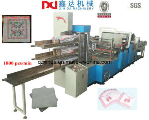 Good Harvest Dinner Napkin Paper Making Machine pictures & photos