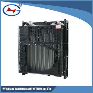 6138czld: High Quality Aluminum Radiator for Generators pictures & photos